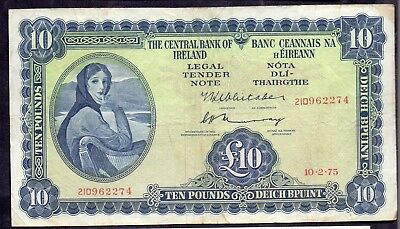 10 Pounds From Ireland 1975