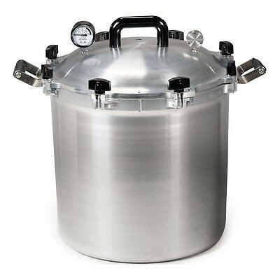 New All American 941 Usa Made 41.5 Quart Pressure Cooker Canner Sale