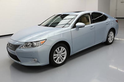 2014 Lexus ES Base Sedan 4-Door 2014 LEXUS ES350 CLIMATE SEATS SUNROOF REAR CAM 33K MI #111657 Texas Direct Auto