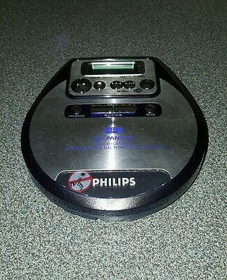 Philips Expanium MP3 EXP220 100 Second Magic Electronic Skip CD Player