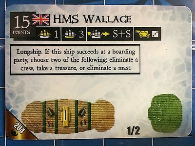 Pirates of the Frozen North - HMS Wallace LE 204