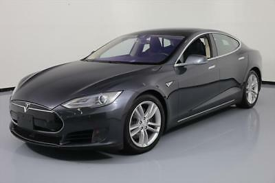 2015 Tesla Model S  2015 TESLA MODEL S 85D AWD AUTOPILOT PANO ROOF NAV 23K #094150 Texas Direct Auto