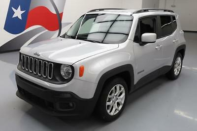 2016 Jeep Renegade  2016 JEEP RENEGADE LATITUDE REAR CAM BLUETOOTH 35K MI #C51992 Texas Direct Auto