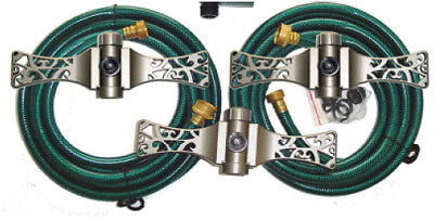 Orbit Decorative Port-A-Rain Yard Sprinkler System, Lawn Watering, 91593