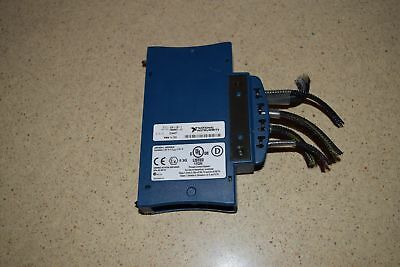 ^^NATIONAL INSTRUMENTS cFP-CB-1 INTEGRATED CONNECTOR BLOCK P/N 188989C-01 (K12)