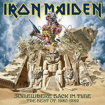 Iron Maiden - Somewhere Back In Time - The Best Of 1980-1989 - CD - New