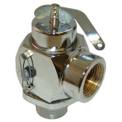 50 PSI 3/4 in Steam Safety Relief Valve for Vulcan 00-844492