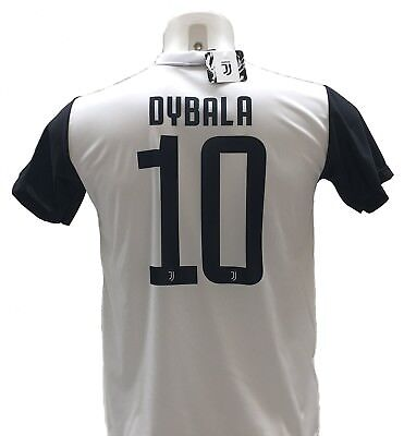 Soccer JERSEY PAULO DYBALA Number 10 JUVENTUS 2017/2018 Soccer JERSEY Official