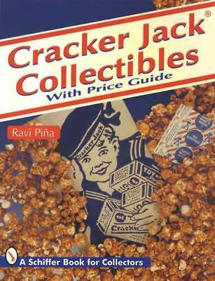 Vintage Cracker Jack Toys Collector Reference - Hundreds Toys Cards etc shown