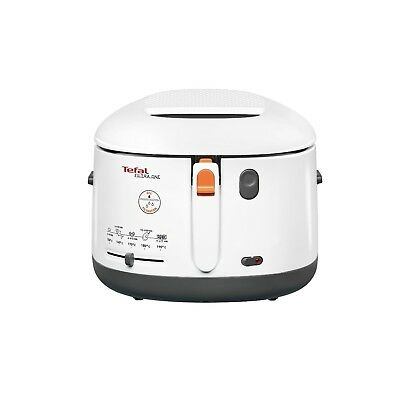 Tefal Ff162140 Filtre One 2.1 Litre Electric Deep Fat Fryer 1900W White New