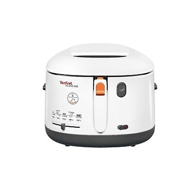 Tefal Filtre Adjustable Home Kitchen Personal Portable Chips Food Fish One Fryer
