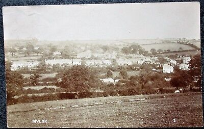Cornwall RP Mylor Falmouth.1910's Era (Stamp missing)