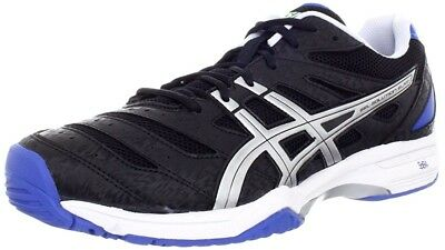 E314N Mens asics Gel Solution Slam Outdoor Tennis Court Shoes Trainers Size 8