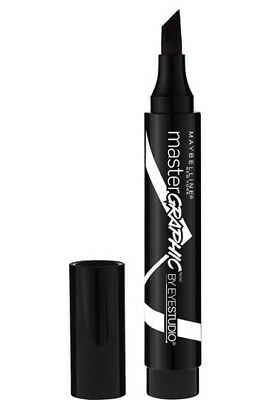 Maybelline Master Graphic liquid Marker Eyeliner BLACK