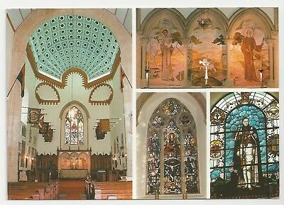 Postcard, The King's Chapel, The Church of British Forces Gibraltar