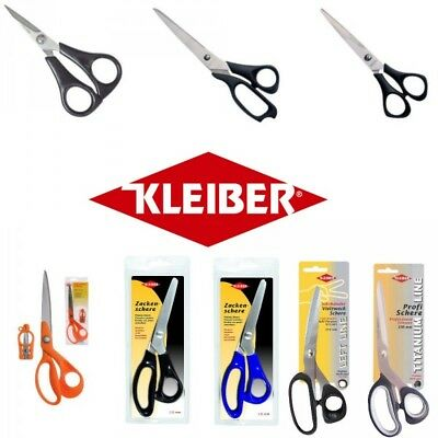 Kleiber Top Line Scissors Dressmaking, Pinking Shears, Embroidery