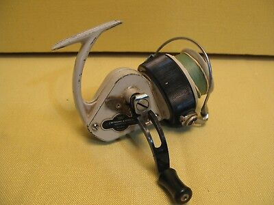 Vintage J W YOUNGS & SONS DELMATIC MK 2 Fishing Reel