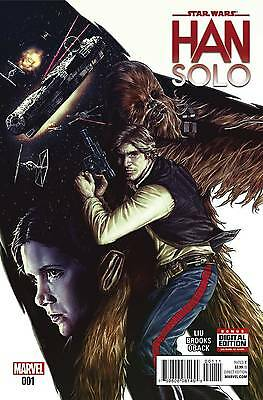 Star Wars Han Solo #1 Near Mint First Print Bagged And Boarded