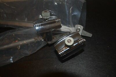 1951 52 53 Buick Special NOS Trico Wiper Linkage Transmissions Pair Mint chrome