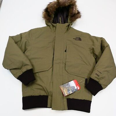 09259ec8dce2  200 THE NORTH Face Boys Gotham Down Jacket M (10 12) Olive NEW ...