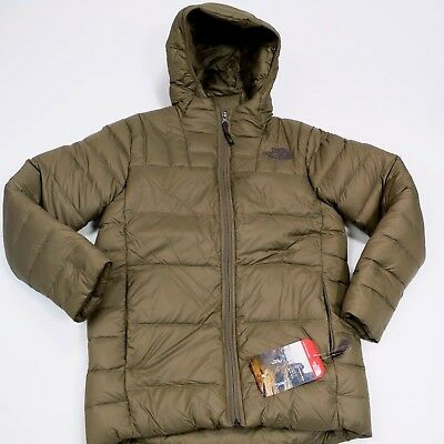 54a7c6eab61f THE NORTH FACE Boys Gotham Jacket Tnf Black Medium 10 12 Youth Brand ...
