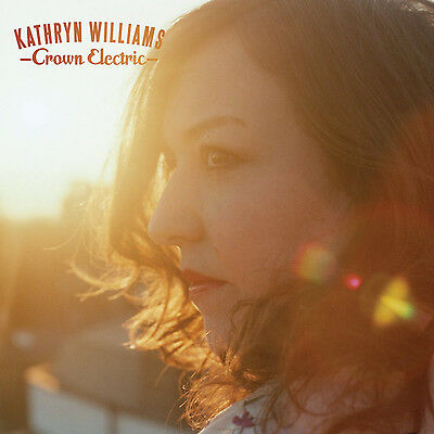 Kathryn Williams Crown Electric Vinyl NEW