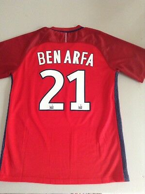 Paris St Germain Shirt Medium Men's