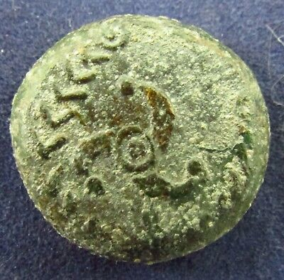 Stunning Ancient  AE Celtic Stater VENDELICI  c. 100  BC (239+)