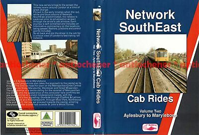 DVD: CabRIde: Network SouthEast Cab Rides - Volume Two Aylesbury to Marylebone