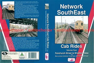 DVD: CabRide: Network SouthEast Cab Rides - Volume Four Fenchurch Street to Shoe
