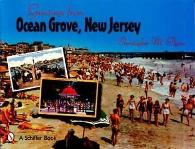 Ocean Grove New Jersey Postcards Book NJ Vintage Photos