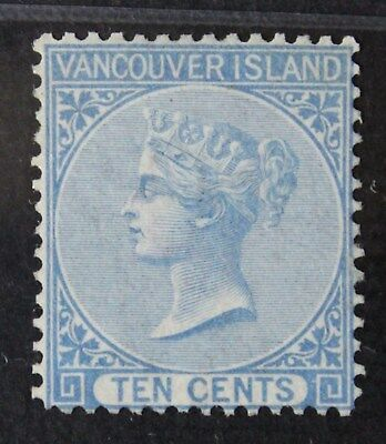 CKStamps: Canada Stamps Collection British Columbia Scott#6 Unused LH Appear RG