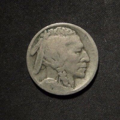 1915-S Buffalo Nickel 5¢- Good