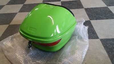 Chinese VIP 150 TaoTao Universal Scooter Trunk Luggage Box Hardware Green New
