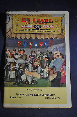 1949 De Laval Handy Reference Year Book