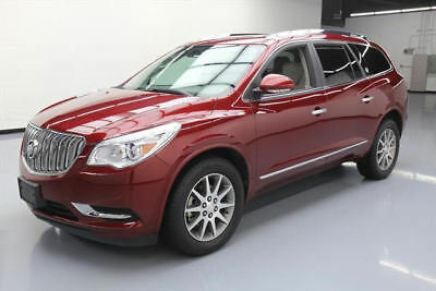 2015 Buick Enclave Leather Sport Utility 4-Door 2015 BUICK ENCLAVE LEATHER 7-PASS NAV REAR CAM 26K MI #139832 Texas Direct Auto