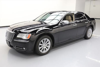 2012 Chrysler 300 Series Limited Sedan 4-Door 2012 CHRYSLER 300 LIMITED PANO SUNROOF HTD LEATHER 56K #138355 Texas Direct Auto