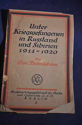 WW1 Unter Kriegsgefangenen in Russland*  Our POWs in Russia and Siberia [German]