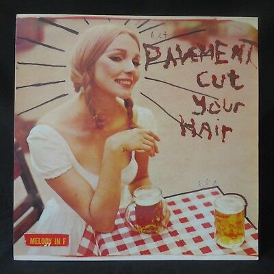 "PAVEMENT Cut Your Hair BIG CAT ABB55T 1994 12"" EX"