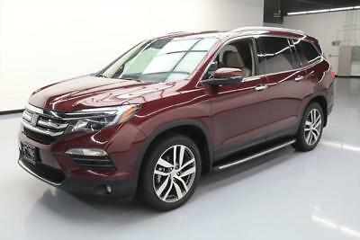2016 Honda Pilot  2016 HONDA PILOT TOURING SUNROOF NAV HTD LEATHER 33K MI #096559 Texas Direct