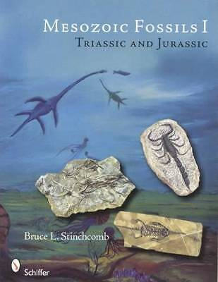 Mesozoic Fossils Hunter & Collectors Guide: Triassic & Jurassic Photos & Info