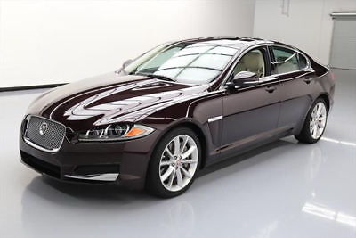 2015 Jaguar XF Portfolio Sedan 4-Door 2015 JAGUAR XF 3.0 SPORT S/C SUNROOF NAV REAR CAM 23K #U67792 Texas Direct Auto