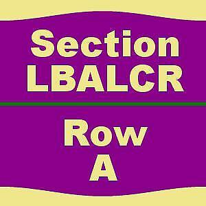 1-8 TICKETS 1/21/18 A Gentleman's Guide To Love And Murder Au-Rene Theater - Bro