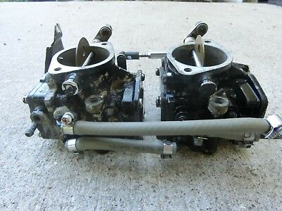 SEADOO 787/800 DUAL CARBS XP SPX GTX GSX xp800 CARBURETORS nr