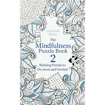 The Mindfulness Puzzle Book 2 (Paperback), Non Fiction Books, Brand New