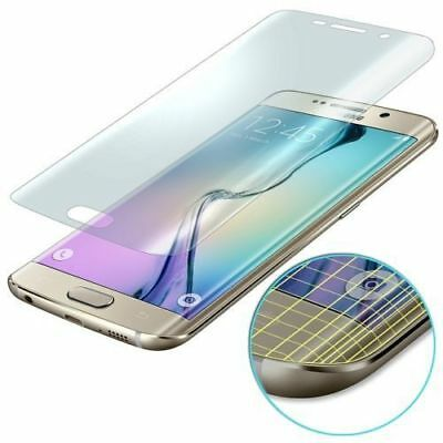 100% 9H Tempered Glass LCD Screen Protector Film For Samsung Galaxy S6 Edge