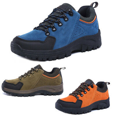 New Womens Mens Waterproof Outdoor Hiking Camping Shoes Sport Athletic Boots 10