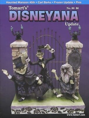 Tomart's Disneyana Update No 80 Frozen Toys Haunted Mansion 45th & More