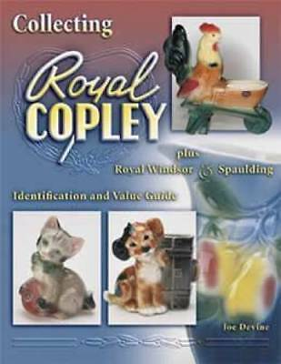 Royal Copley Price Guide also Spaulding & Royal Windsor