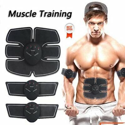 ,Muscle Toner Abs Trainer Gear EMS Muscle Stimulator,Abdominal Toning Belt  HY